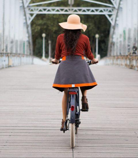 Équipement - accessoires femme vélo pluie