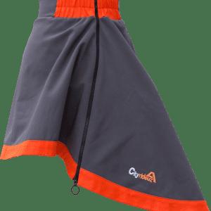 Sur-jupe hiver v1 - Modèle Holly - équipement de pluie