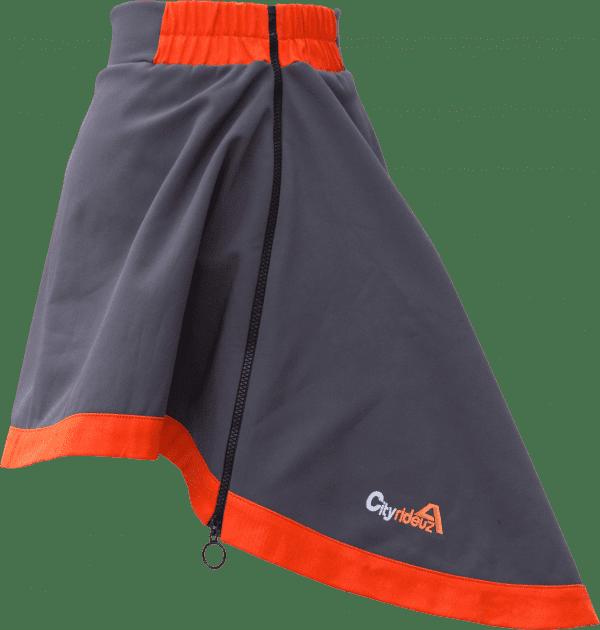 Winter overskirt v1 - Holly model - rain gear